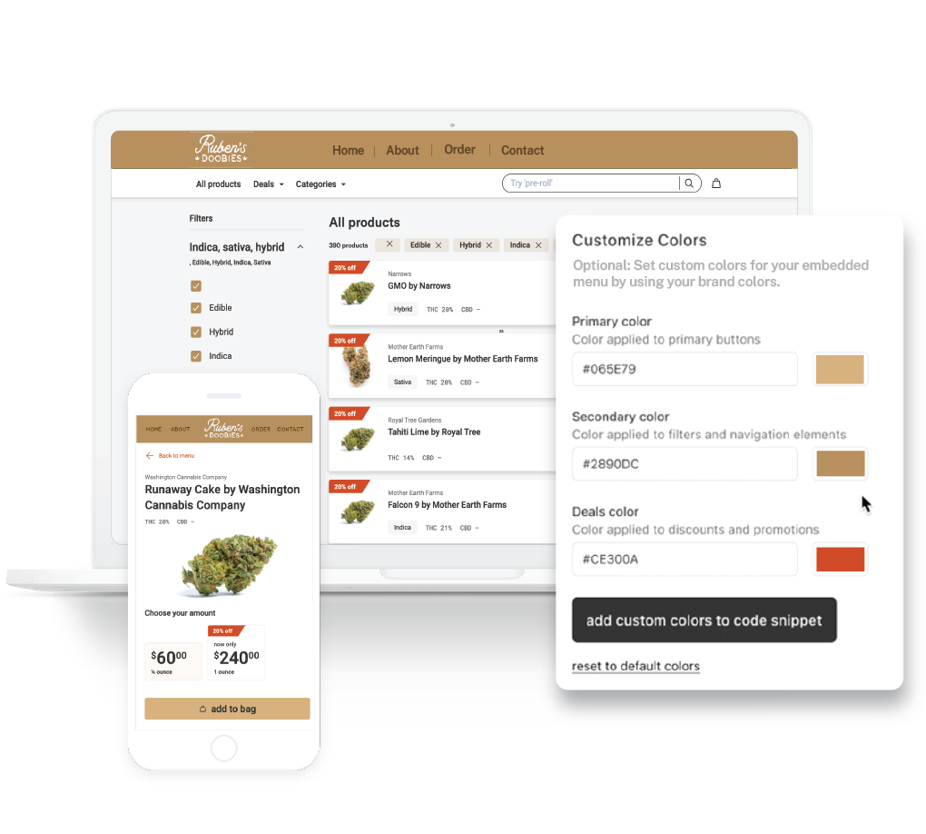 Menu Solutions - Website 3